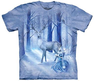 The Mountain - Frozen Fantasy T-Shirt