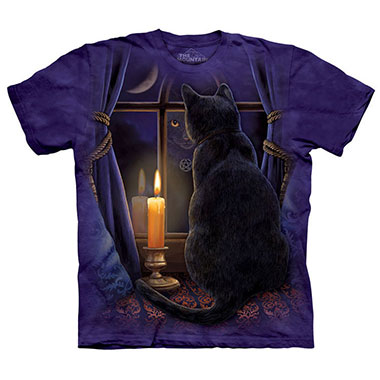 The Mountain - Midnight Vigil T-Shirt