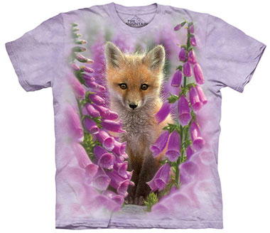The Mountain - Foxgloves T-Shirt