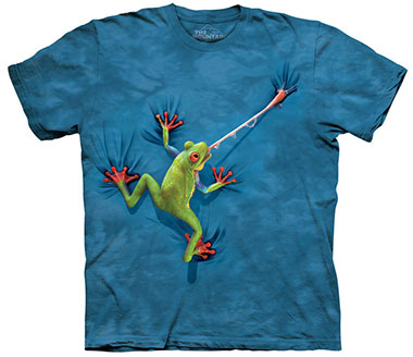 The Mountain - Frog Tongue T-Shirt
