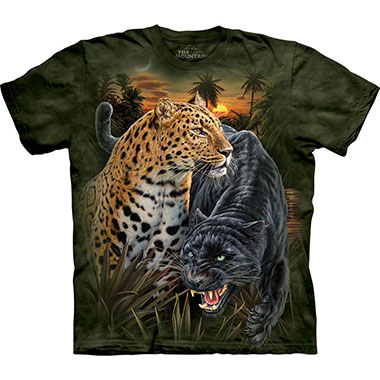 The Mountain - Two Jaguars T-Shirt