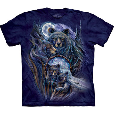 The Mountain - Journey to the Dreamtime T-Shirt