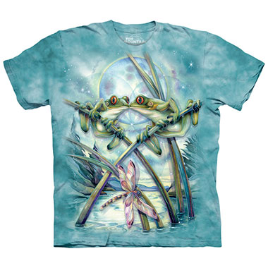 The Mountain - Frogs and Kisses T-Shirt