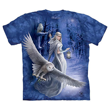 The Mountain - Midnight Messenger T-Shirt