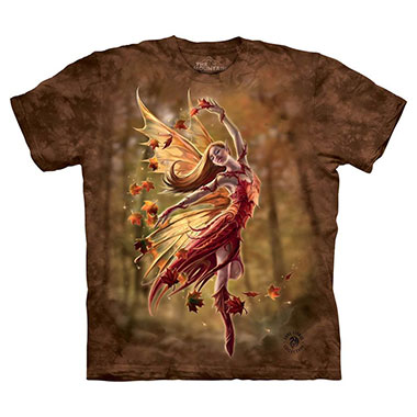 The Mountain - Autumn Fairy T-Shirt