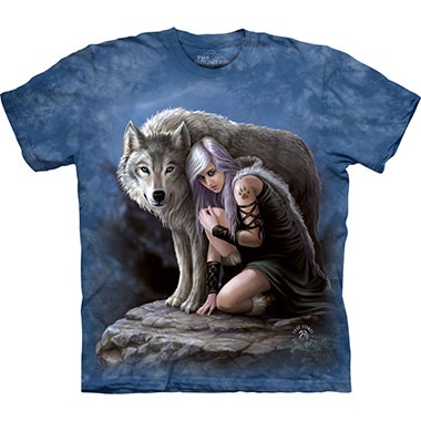 The Mountain - Wolven Protector T-Shirt