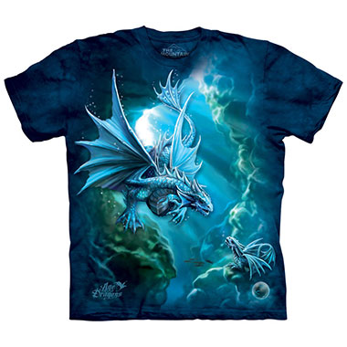 The Mountain - Sea Dragon T-Shirt