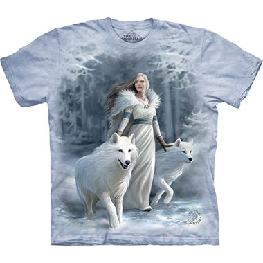 The Mountain - Winter Guardians T-Shirt
