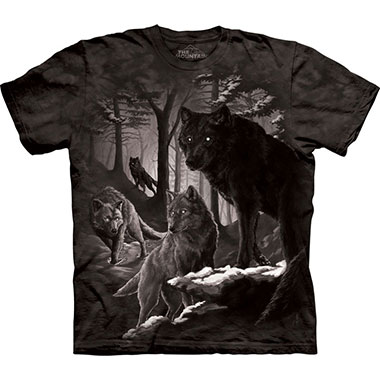 The Mountain - Dire Winter T-Shirt