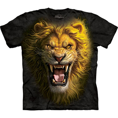 The Mountain - Asian Lion T-Shirt