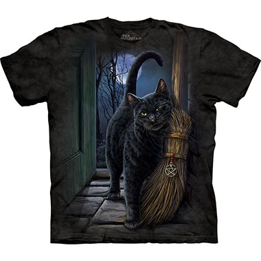 The Mountain - A Brush With Magic T-Shirt