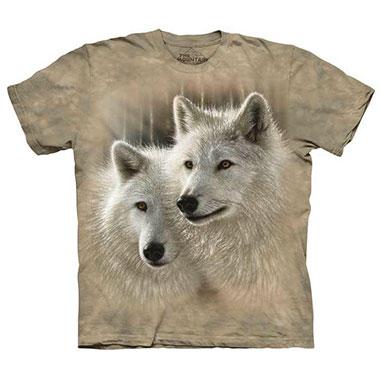 The Mountain - Sunlit Soulmates T-Shirt
