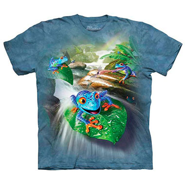 The Mountain - Frog Capades T-Shirt