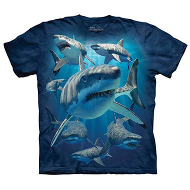 The Mountain - Great Whites T-Shirt