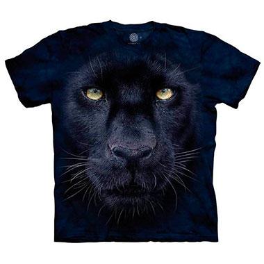 The Mountain - Panther Gaze T-Shirt