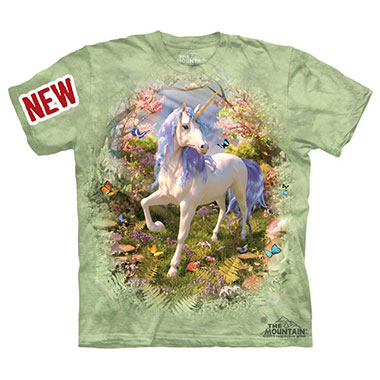 The Mountain - Unicorn Forest