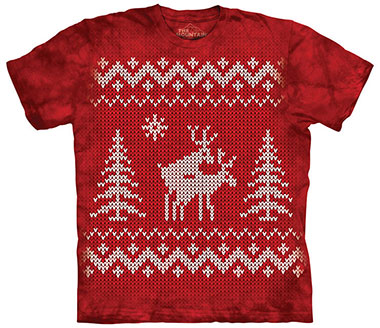 The Mountain - Reindeer Style