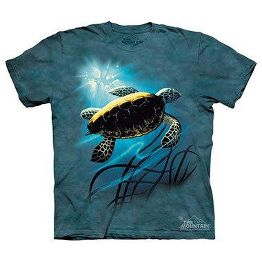 The Mountain - Green Sea Turtle - Youth