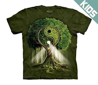 The Mountain - Yin Yang Tree Kids