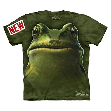 The Mountain - Frog Head - Youth