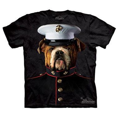 The Mountain - Bulldog Marine - Youth