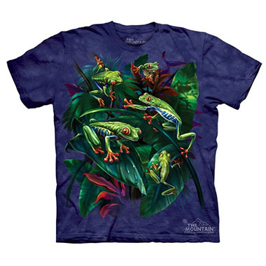 The Mountain - Red Eye Collage - Youth