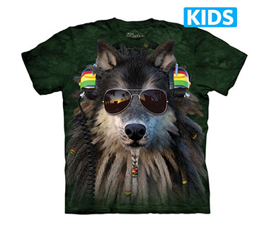 The Mountain - Rasta Wolf Kids