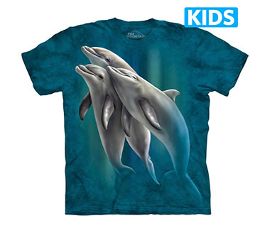 The Mountain - Three Dolphins Kids