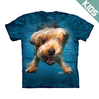 The Mountain - Underwater Brady Kids T-Shirt