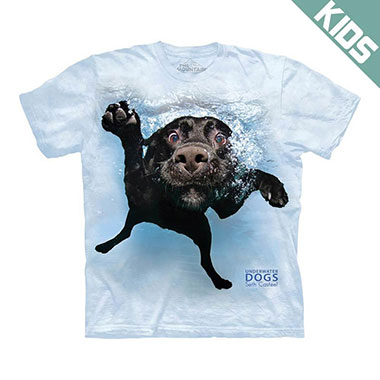 The Mountain - Underwater Duchess Kids T-Shirt