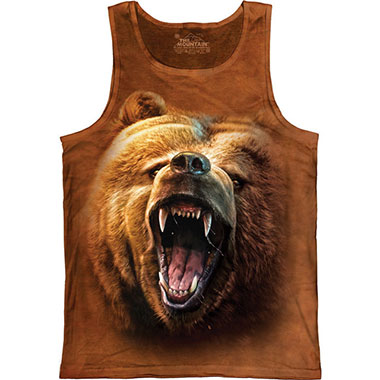 The Mountain - Grizzly Growl Tank