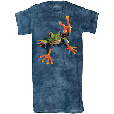 The Mountain - Victory Frog Sleepy Tee
