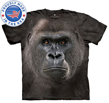 The Mountain - Big Face Lowland Gorilla T-Shirt
