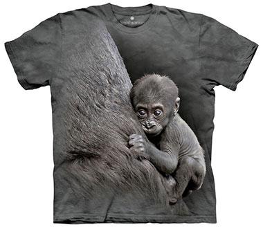The Mountain - Kibibi Baby Lowland Gorilla