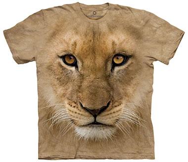 The Mountain - Big Face Lion Cub