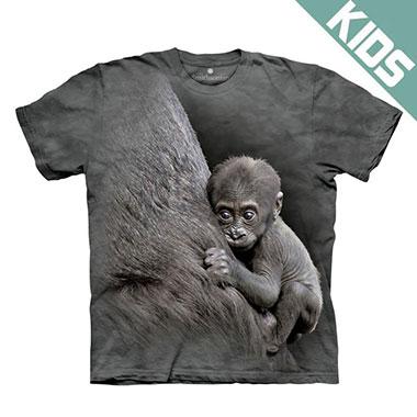 The Mountain - Kibibi Baby Lowland Gorilla Kids