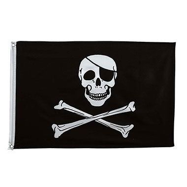 Rothco - Jolly Roger Flag