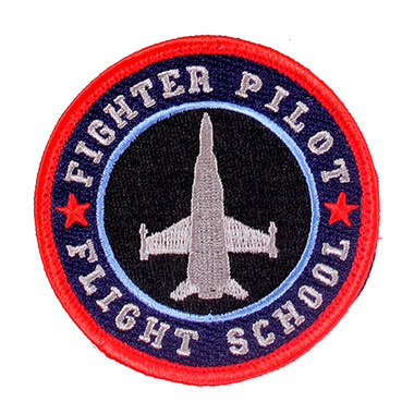 Rothco - Fighter Pilot Morale Patch
