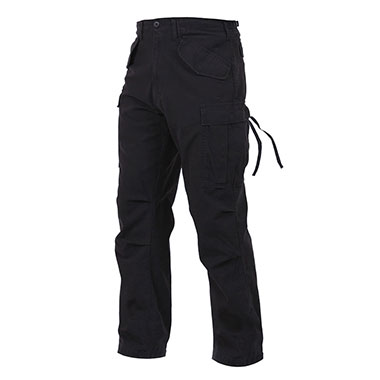 Rothco - M-65 Field Pants - Black