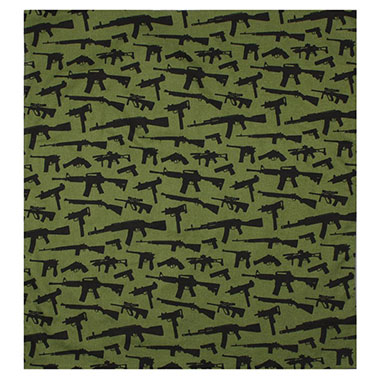 Rothco - Gun Pattern Bandana