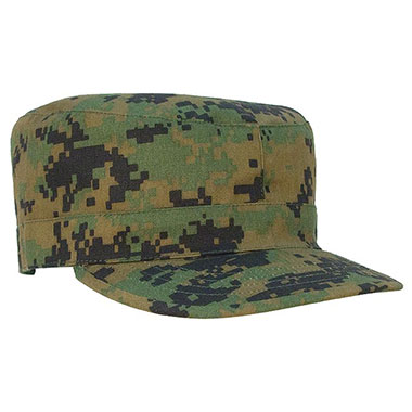 Rothco - Woodland Digital Camo Fatigue Cap