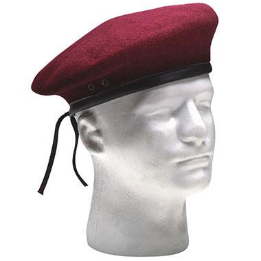 Rothco - G.I. Style Beret - Maroon