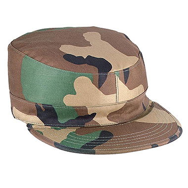 Rothco - Woodland Army Ranger Fatigue Cap