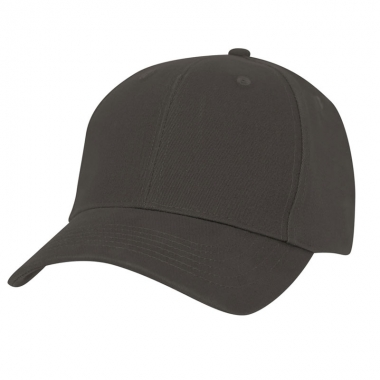 Rothco - Supreme Solid Color Low Profile Cap - Gun Metal Grey