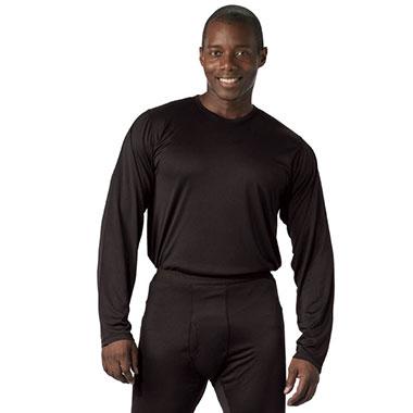 Rothco - Gen III Silk Weight Underwear Top - Black