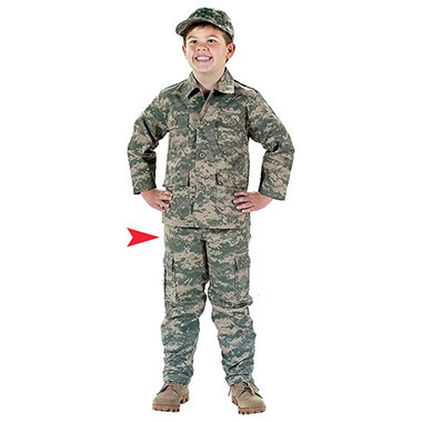 Rothco - Kids Digital Camo BDU Pants