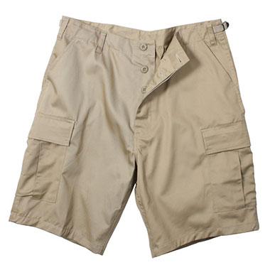 Rothco - Rip-Stop BDU Shorts - Khaki