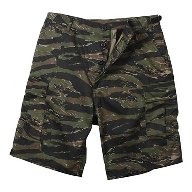Rothco - BDU Short Tiger Stripe Camo