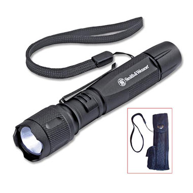 Smith and Wesson Galaxy Ray Led Flashlight