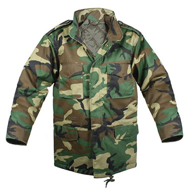 Rothco - Kids M-65 Field Jacket